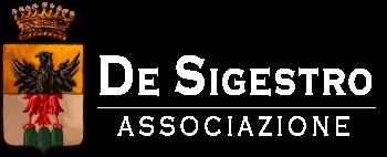 logo associazione de sigestro bianco